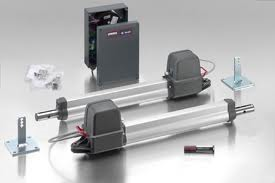 Tiibvärava automaatika Sommer Twist 200E/Twist 200EL komplekt