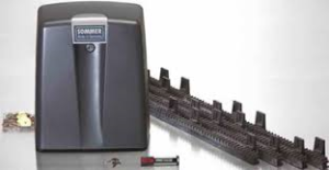 Liugvärava automaatika Sommer SG1 komplekt